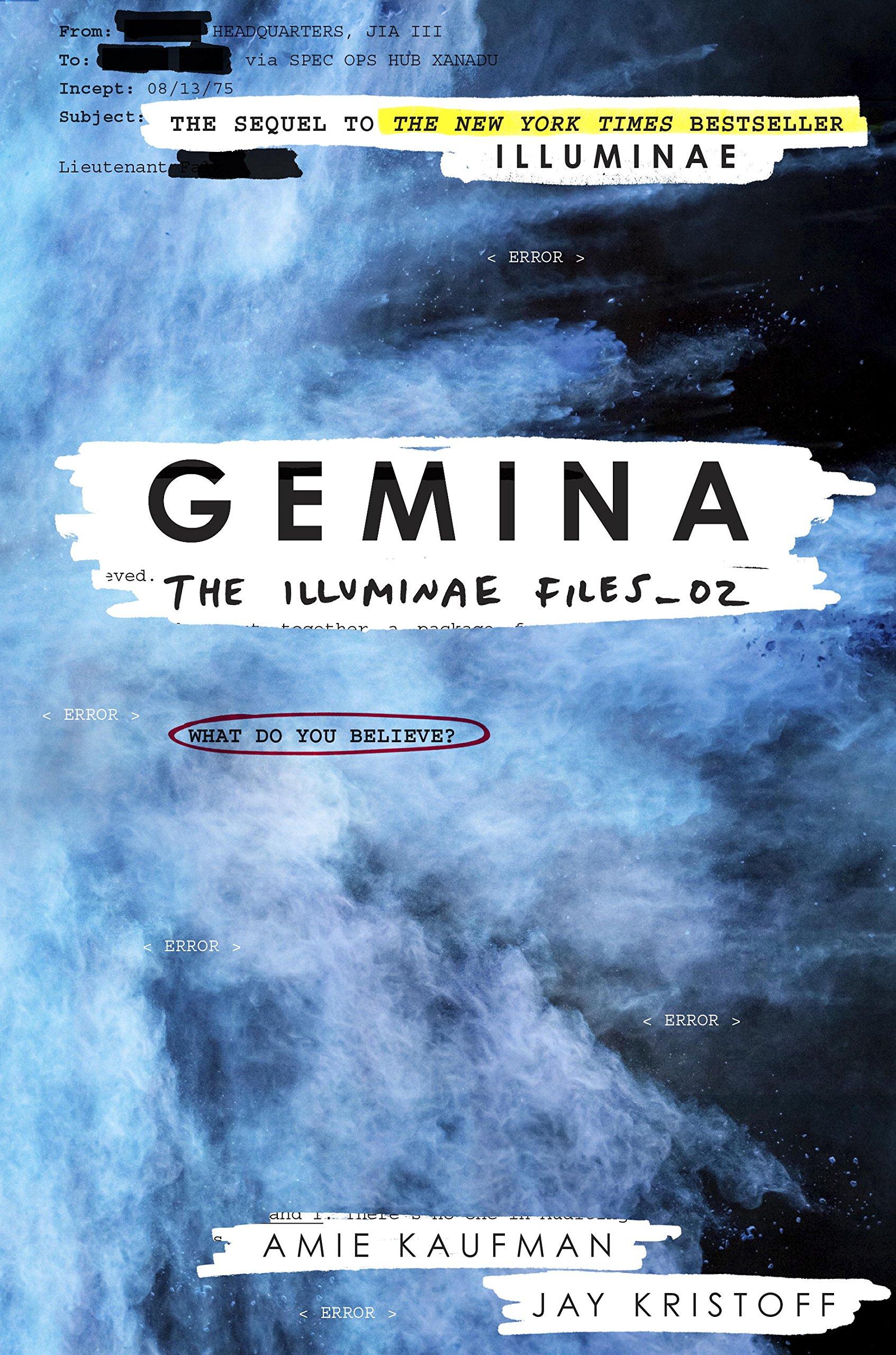 Gemina by Amie Kaufman, Jay Kristoff