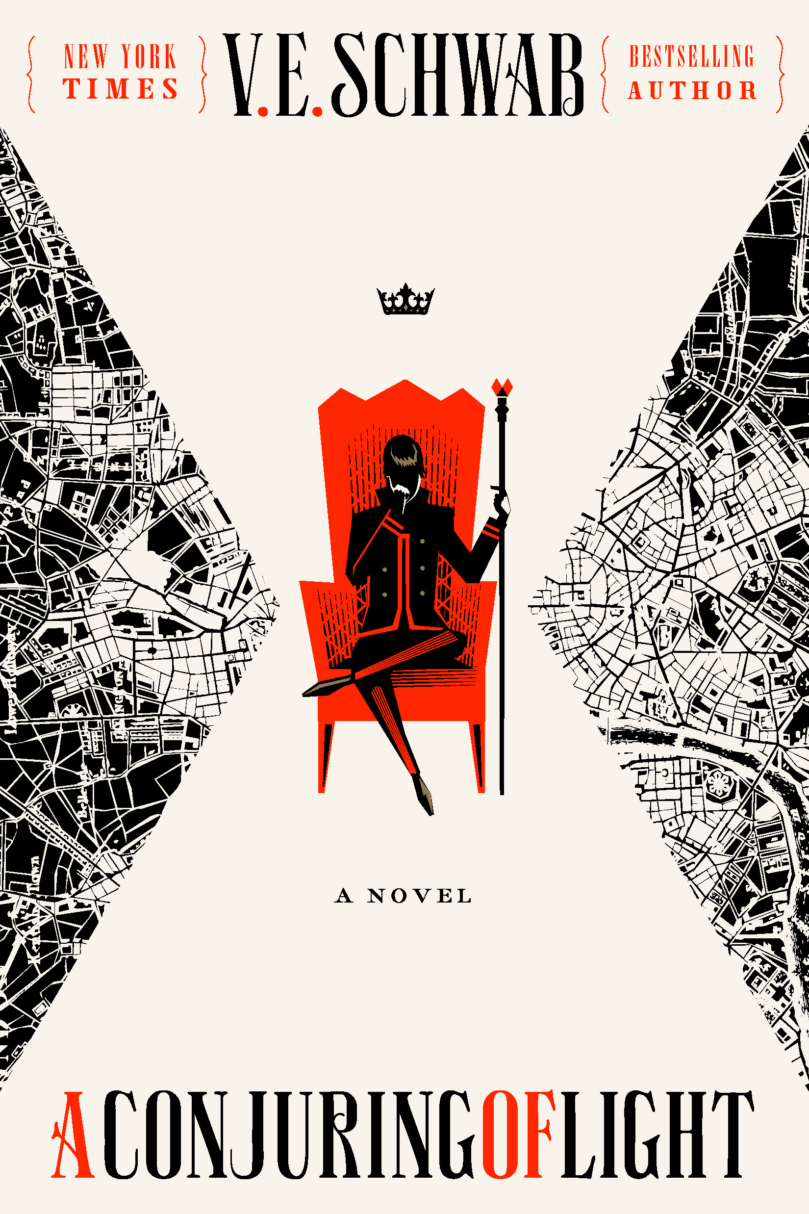 A Conjuring of Light by V.E. Schwab, Victoria Schwab