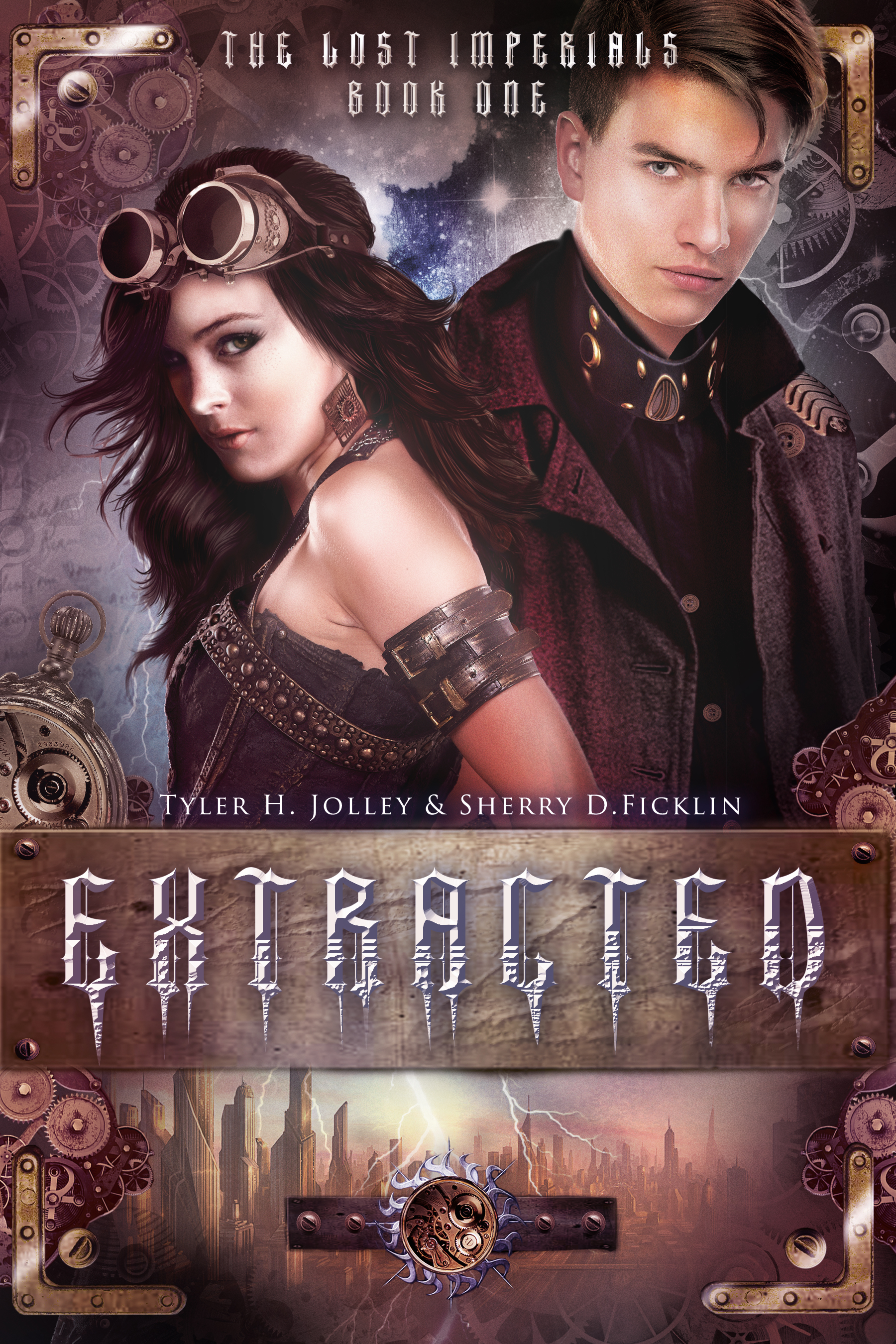 Extracted by Sherry D. Ficklin, Tyler H. Jolley