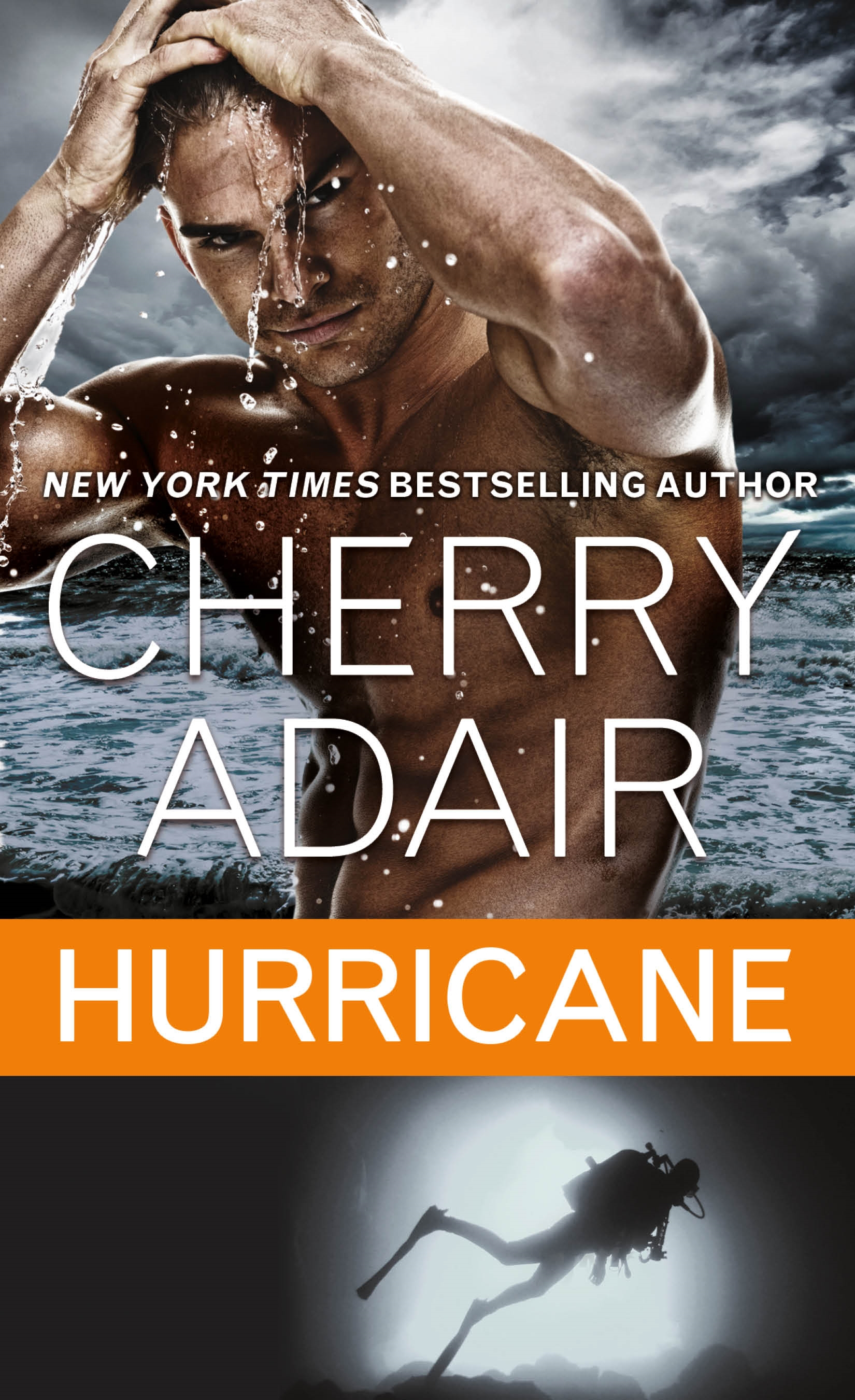 Hurricane by Cherry Adair