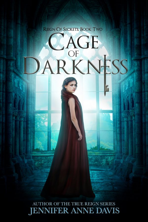 Cage of Darkness by Jennifer Anne Davis
