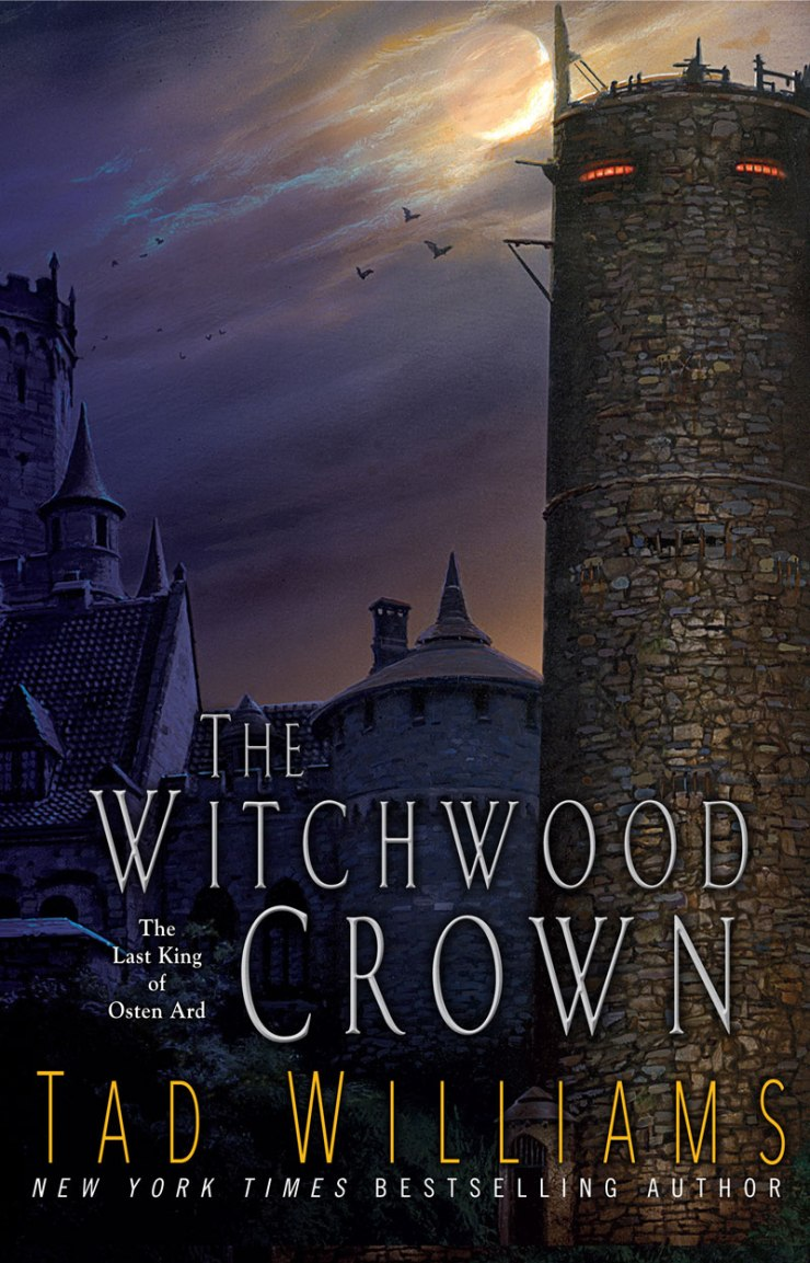 The Witchwood Crown by Tad Williams