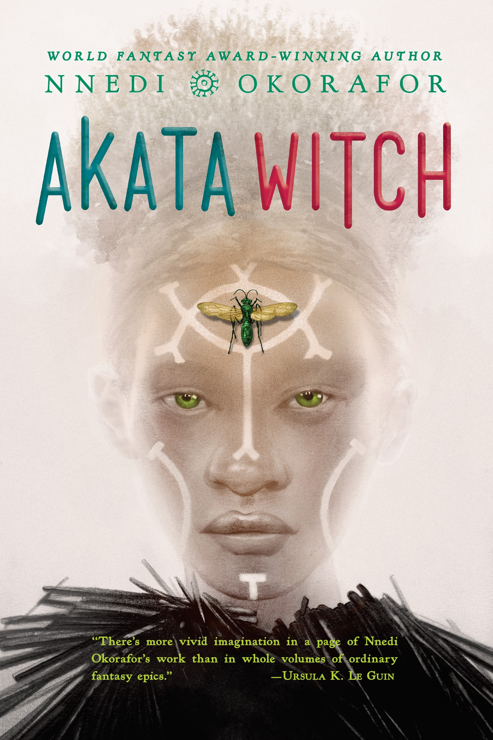 Akata Witch by Nnedi Okorafor