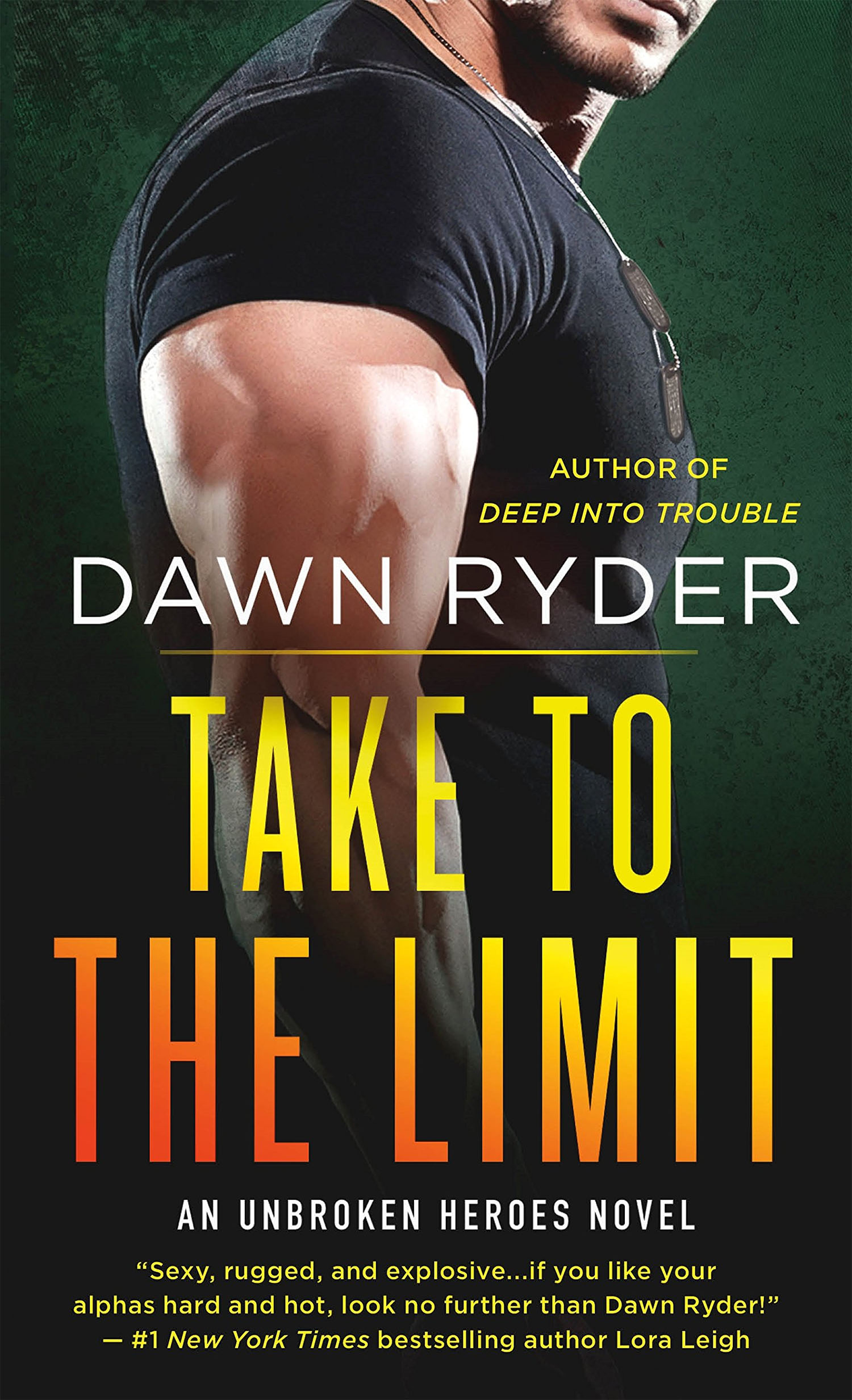 Take to the Limit by Dawn Ryder