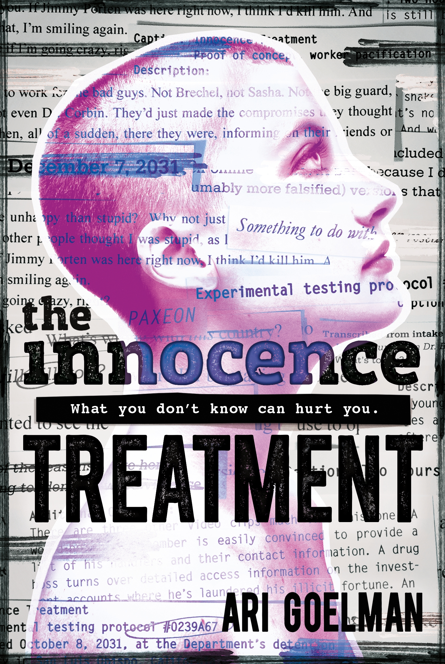 The Innocence Treatment by Ari Goelman