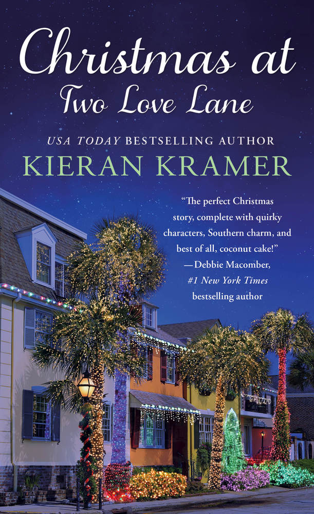 Christmas at Two Love Lane by Kieran Kramer