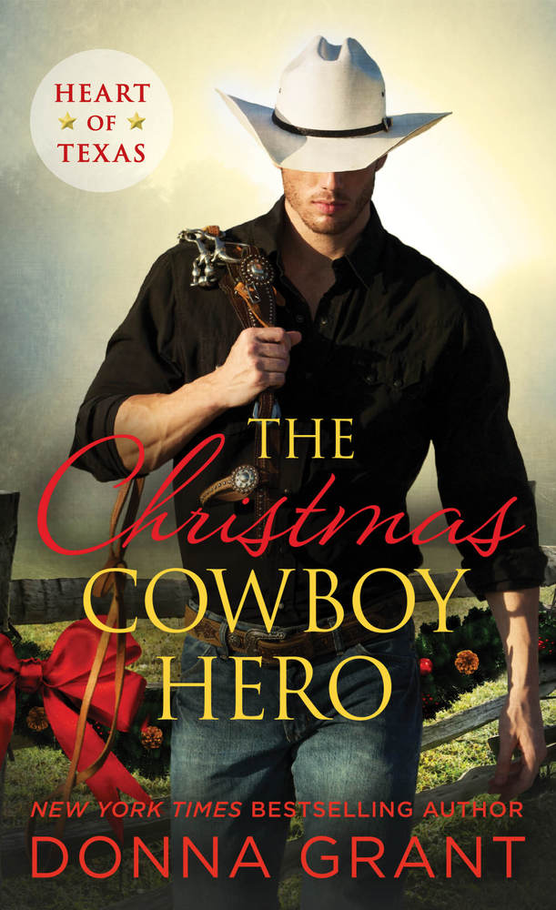 The Christmas Cowboy Hero by Donna Grant