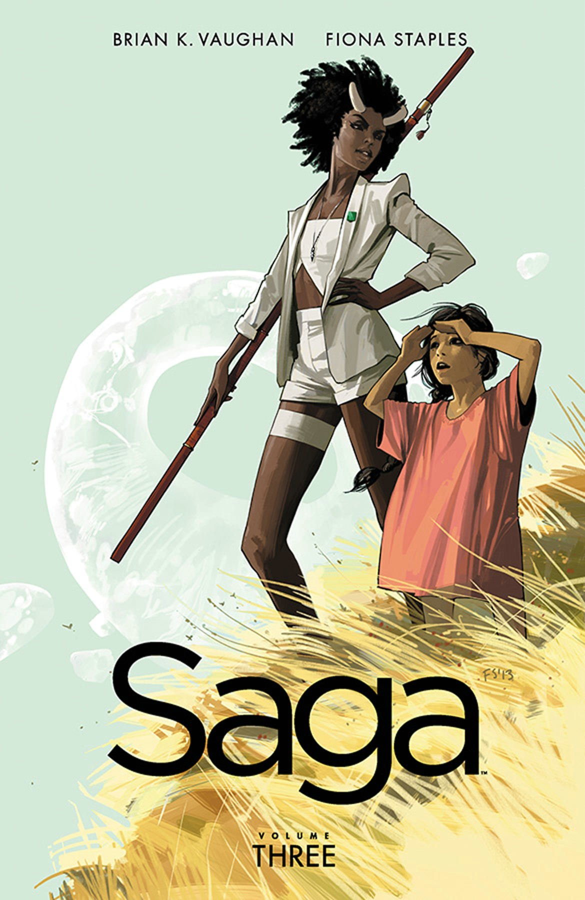 Saga, Vol. 3 by Brian K. Vaughan