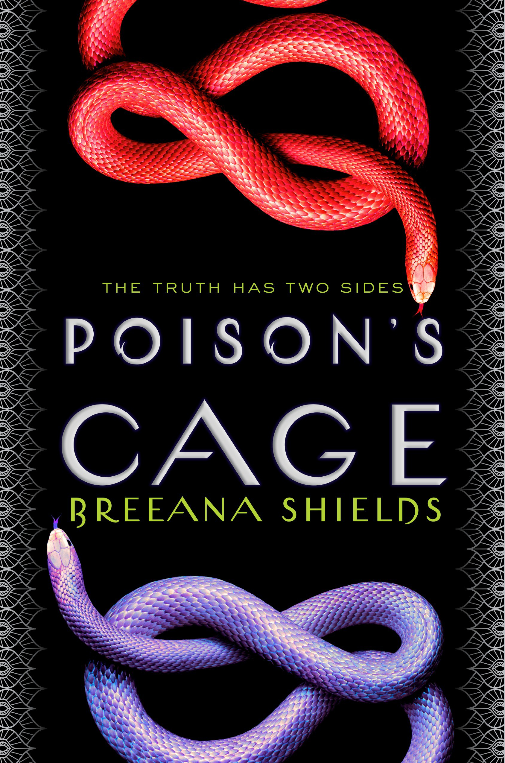 Poison's Cage by Breeana Shields