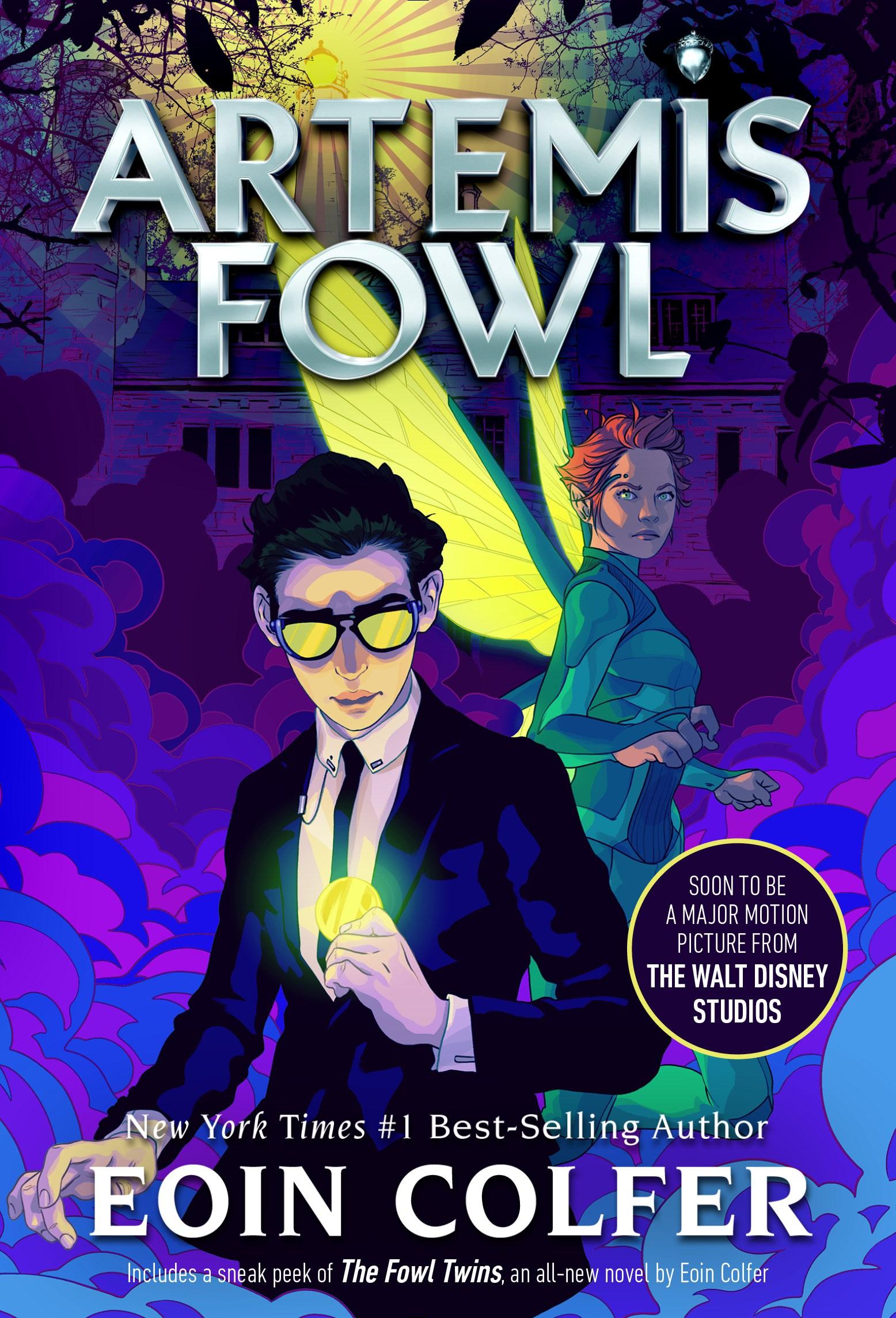 Il morbo di Atlantide: Artemis Fowl 7 su Apple Books