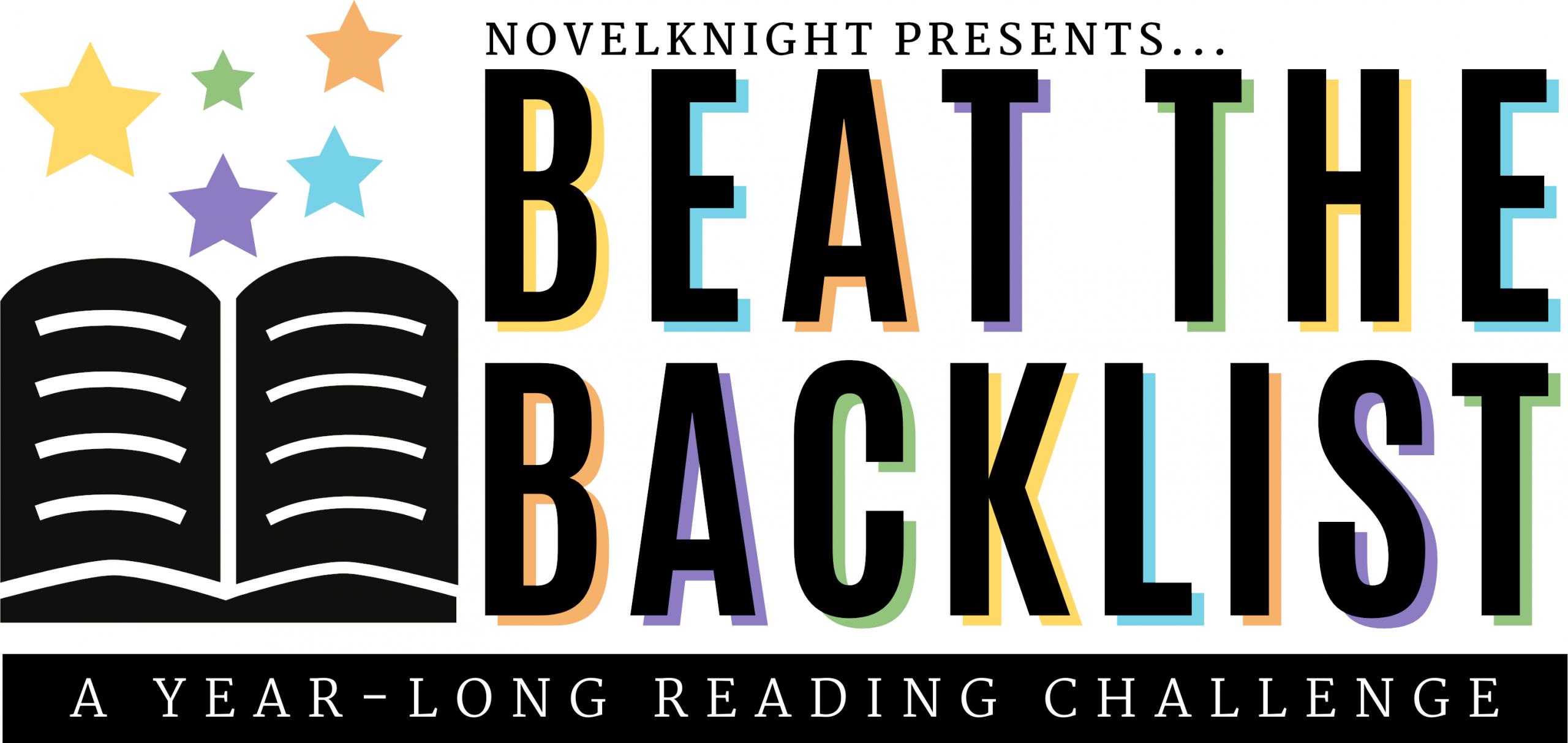 2020 Reading Challenge List.Beat The Backlist 2020 Novelknight Book Reviews