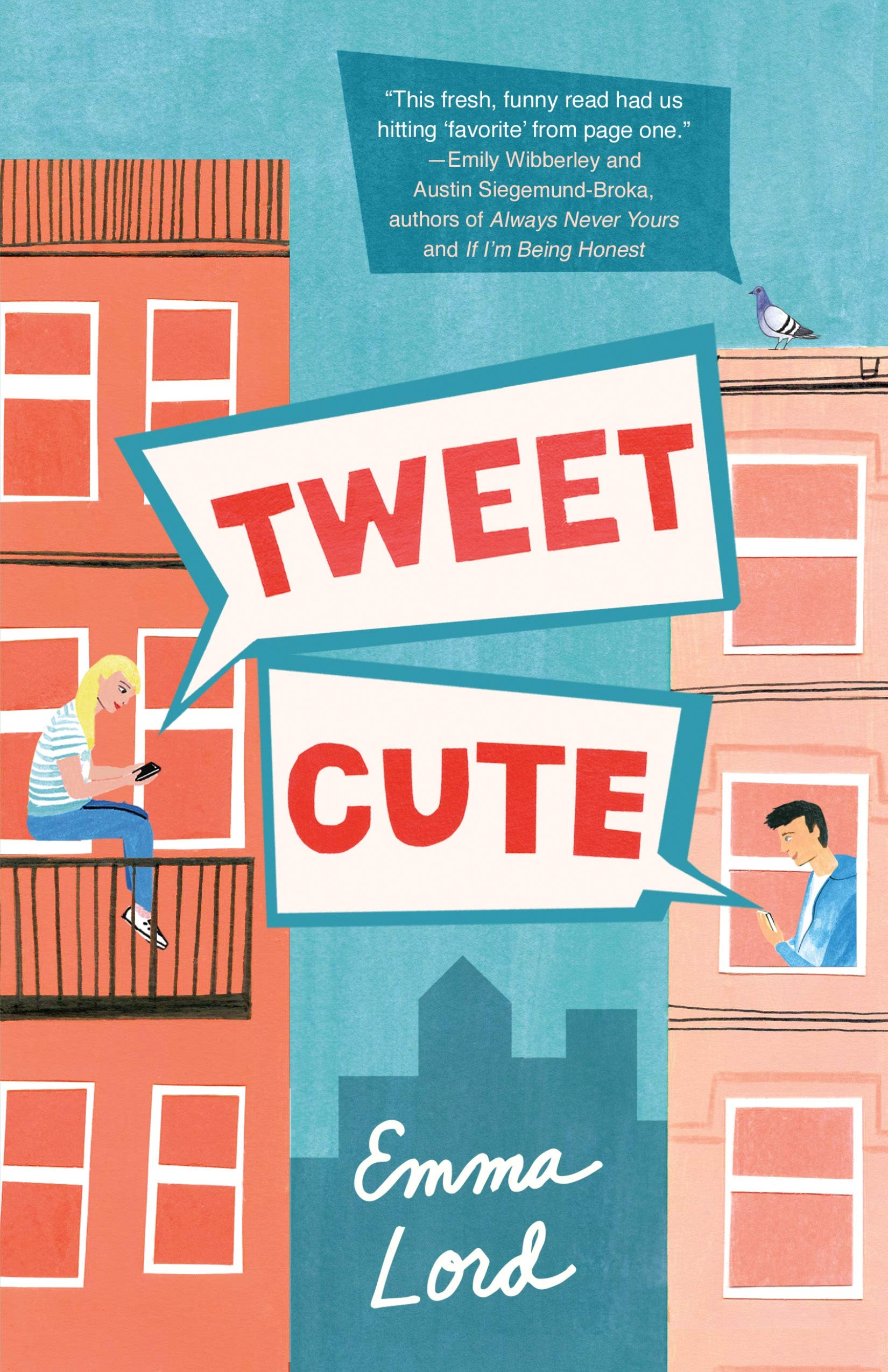 Tweet Cute by Emma Lord | Book Review • NovelKnight Book Reviews